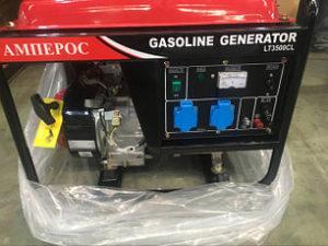 Генераторы бензиновые АМПЕРОС